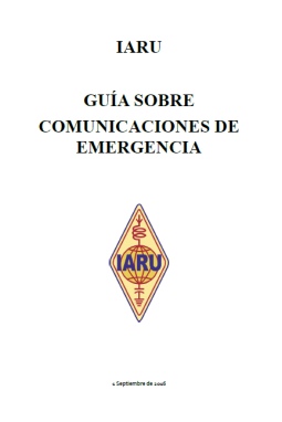 emergencias iaru