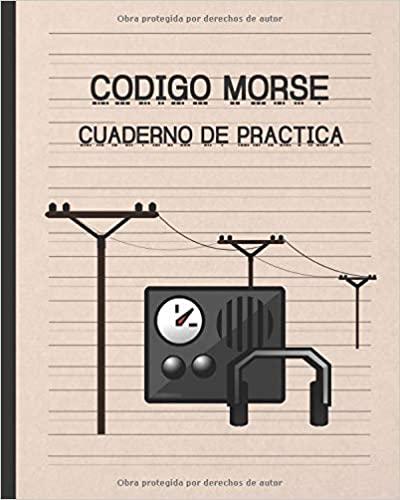 Codigo morse cuaderno de practica