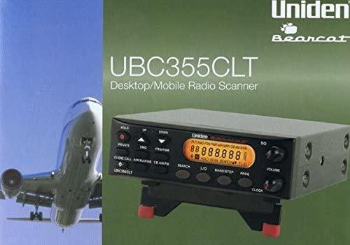 Uniden UBC355CLT
